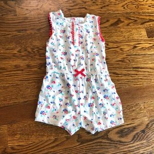 caters baby girl romper